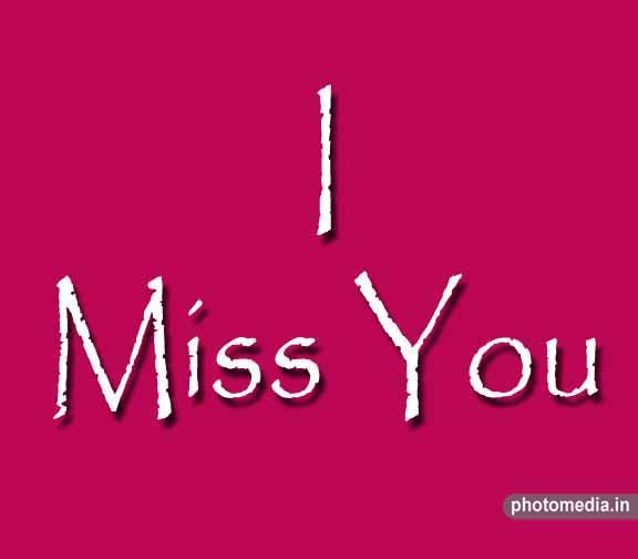 I miss you nice