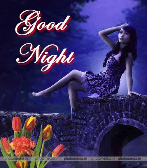 good night love photo full hd