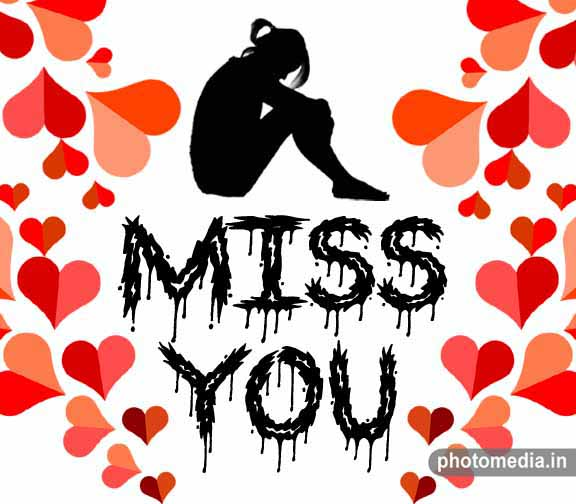 i miss you romantic love sms