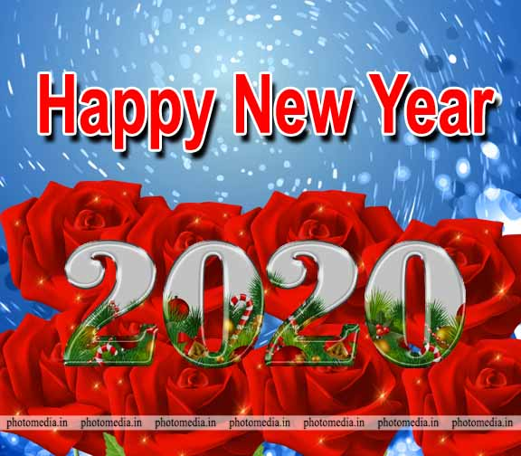 Happy New Year 2020 Image Wishes Quotes Photomedia