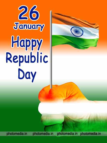 26 january happy republic day images