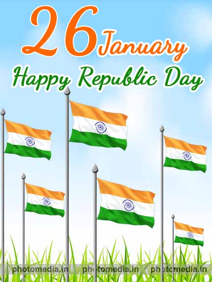republic day image india