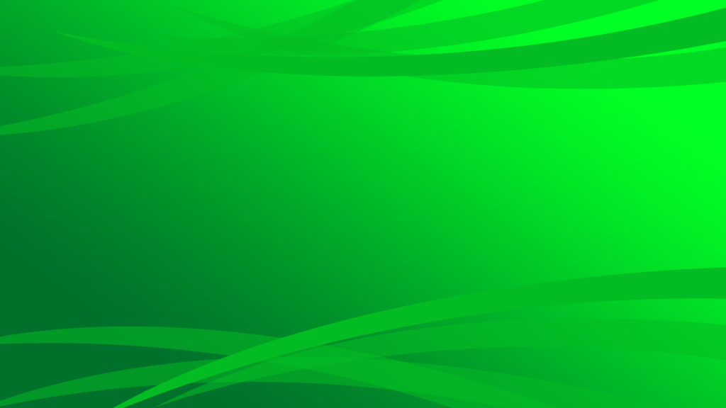 green background for banner