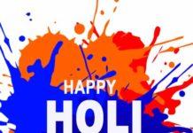 happy holi pic 2020