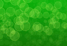 texture green background