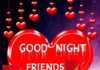 good night friends picture