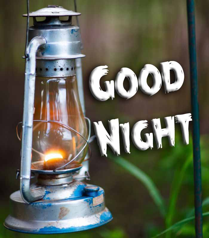 good night sister image with lamp
