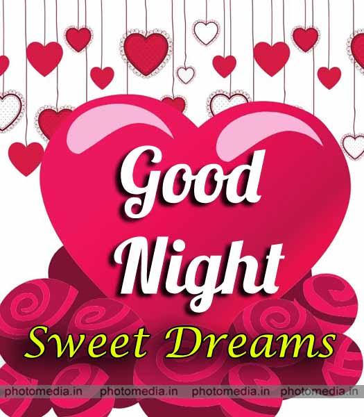 good night sweet dream image
