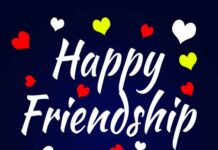 happy friendship day image