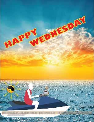 happy wednesday greeting