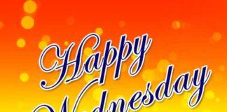 happy wednesday love you