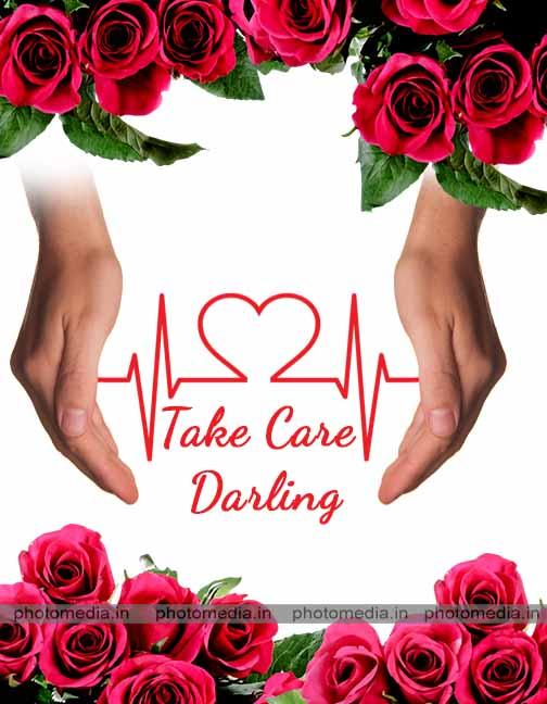 take care rose image