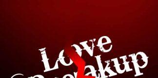 love break up image