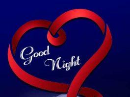 good night my sweet love