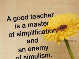 happy teachers day quote